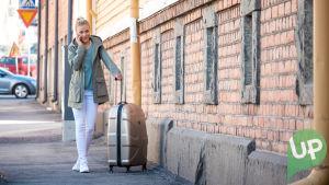 Kuvassa Silja Ollila (Laura Allonen).