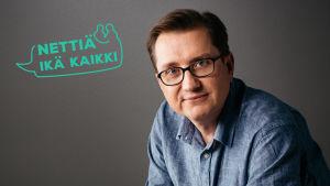 Ville Alijoki, Nettiä ikä kaikki -kampanjan vastaava tuottaja.