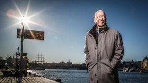 Mr. Volvo, eli ruotsalainen liikemies Pehr G Gyllenhammar