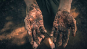 Multaiset kädet.