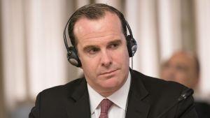 Brett McGurk, amerikansk diplomat.
