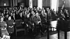 Marsalkka Mannerheim oli perustamassa Sotainvalidien Veljesliittoa.