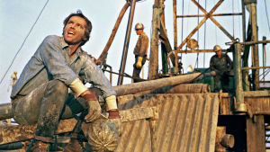 Jack Nicholson elokuvassa Rajut kuviot