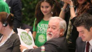 Miguel Arias Canete, EU:s klimatkommissionär.