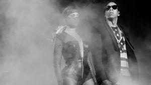 Beyoncé ja Jay-Z On The Run -kiertueella Pariisissa 2014