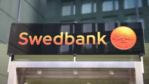Swedbanks entré