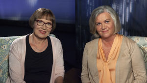 Helena Jouppila ja Kirsi Hiilamo