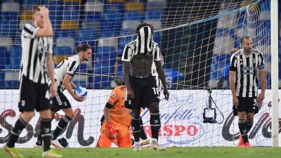 Juventus deppar.