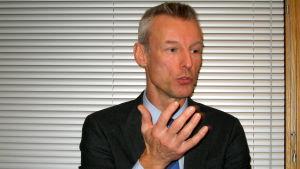 Vd Tom Nordström på LKI Käldman