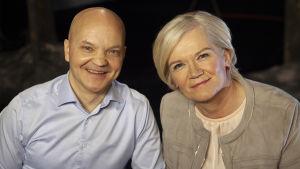 Timo Polari ja Anne Flinkkilä
