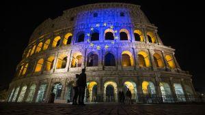 Romfördraget firas i Rom
