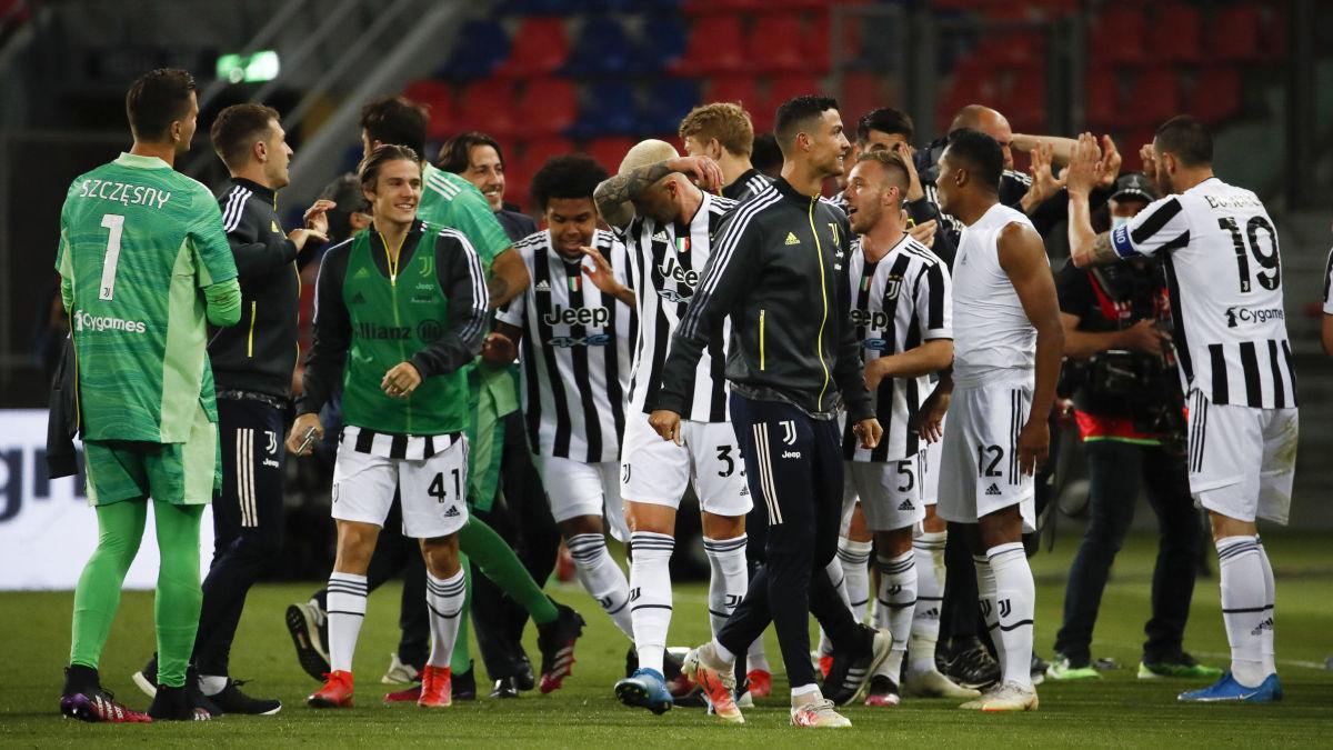 Inter vann Serie A för 19:e gången – Juventus lyckades kila med sig i nästa års Champions League