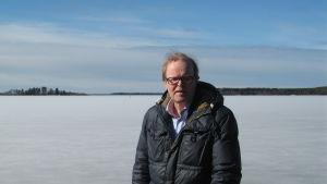 stadsdirektör Gösta Willman vid Kanäs