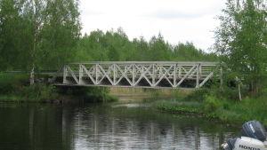 Strömmen bro i Östensö, Pedersöre