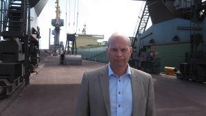 Hamndirektör Torbjörn Witting i Karleby