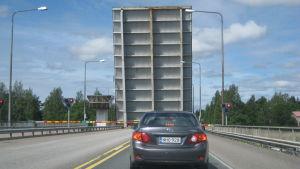 Pojoviksbron i Ekenäs.