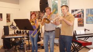 Blåsinstrumentalister i Pargas