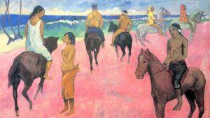 Gauguinin maalaus.