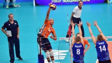 Finland förlorade VM-matchen mot Nederländerna.