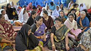 Naisten jamaat (islamilainen neuvoa-antava kokous) Intiassa