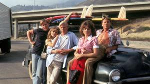 Villit vuodet (Big Wednesday), ohjaus John Milius.