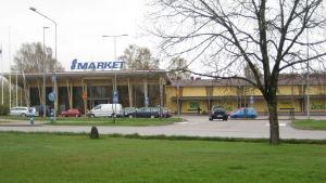 S-market i Ingå.