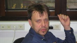 verksamhetsledare Chris Karppinen, sydvästra Finlands fiskerihushållningscentral