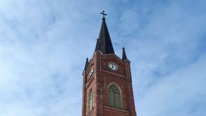 Lovisa kyrka.
