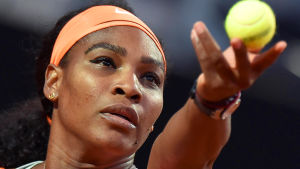 serena williams i rom 2015