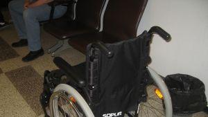 rullstol, Lojo sjukhus
