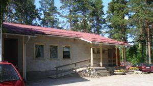 Svartå filialbibliotek i Askersgården.