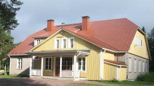 Föreningshuset Furuborg i Degerby, Ingå.