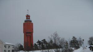 Vattentornet i Hangö