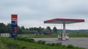 Teboils kallmack i Degerby, Ingå.