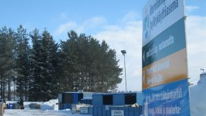 Ekorosk återanvänder nu 92,3 av avfallet