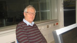 Lauri Metsämäki på YLE Västnylands valvaka 2011