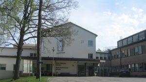 Västra Nylands kretssjukhus i Ekenäs