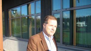 Risto Saarinen på Finlands miljöcentral