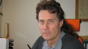 Jukka Hautaviita är finsk undervisningschef i Raseborg
