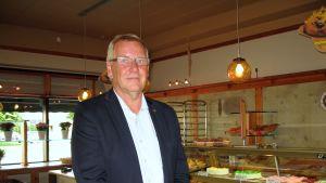 Anders Bondén, ägare av bageriet Ecce-re