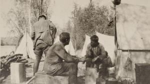 Lägret vid Patilitsina