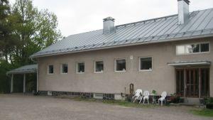 Merituulen koulu är i Västankvarn skola en del av 2013.