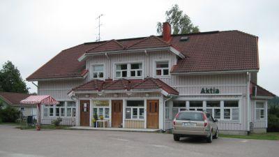 Aktia bank i Degerby, Ingå.