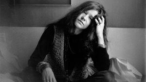 Janis Joplin. Kuva dokumenttielokuvasta Janis: Little Girl Blue.