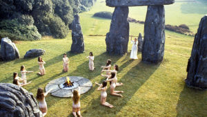 Uhrijuhla (The Wicker Man, 1973).