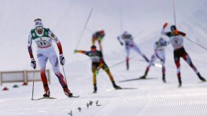 Jörgen Gråbak höll undan på upploppet.