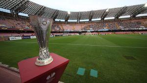 Europa League-pokalen.