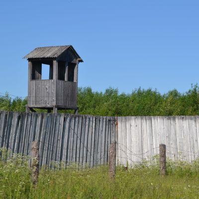 Fånglägret Perm 36  i Perm i Uralområdet.