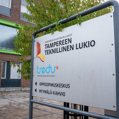 Tampereen teknillinen lukio.