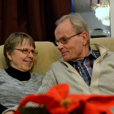 Marita och Gösta Karf.